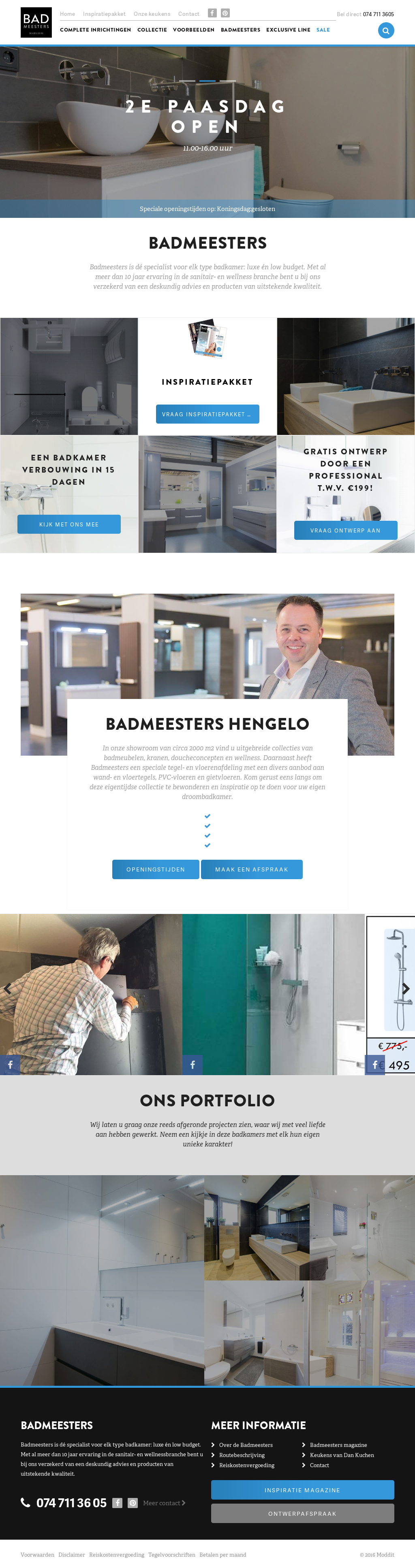 Happybad Badkamers Hengelo Competitors, Revenue and Employees ...