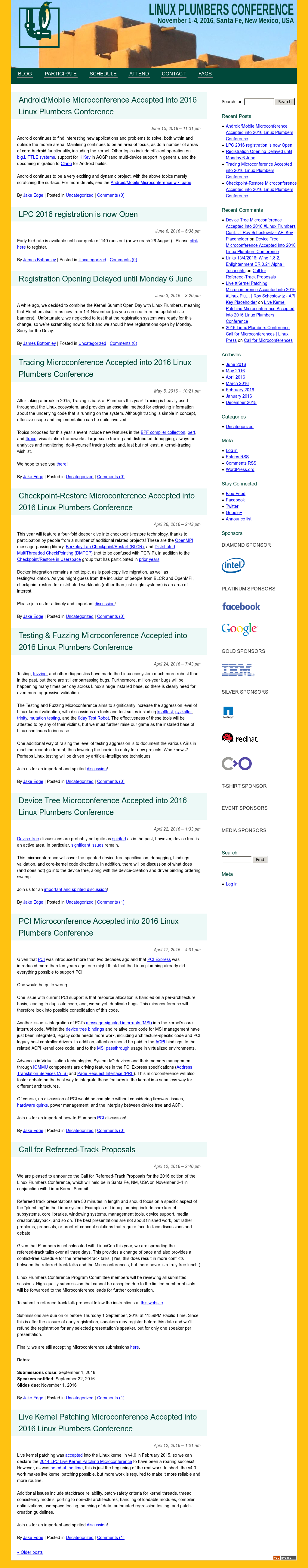 Linux Plumbers Conference Competitors, Revenue and Employees