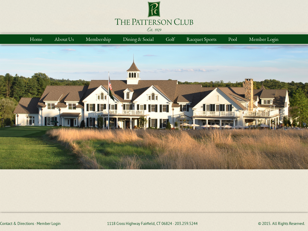 The Patterson Club Competitors, Revenue and Employees