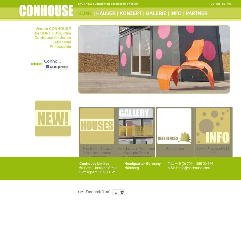 Großartig Conhouse Foto Von