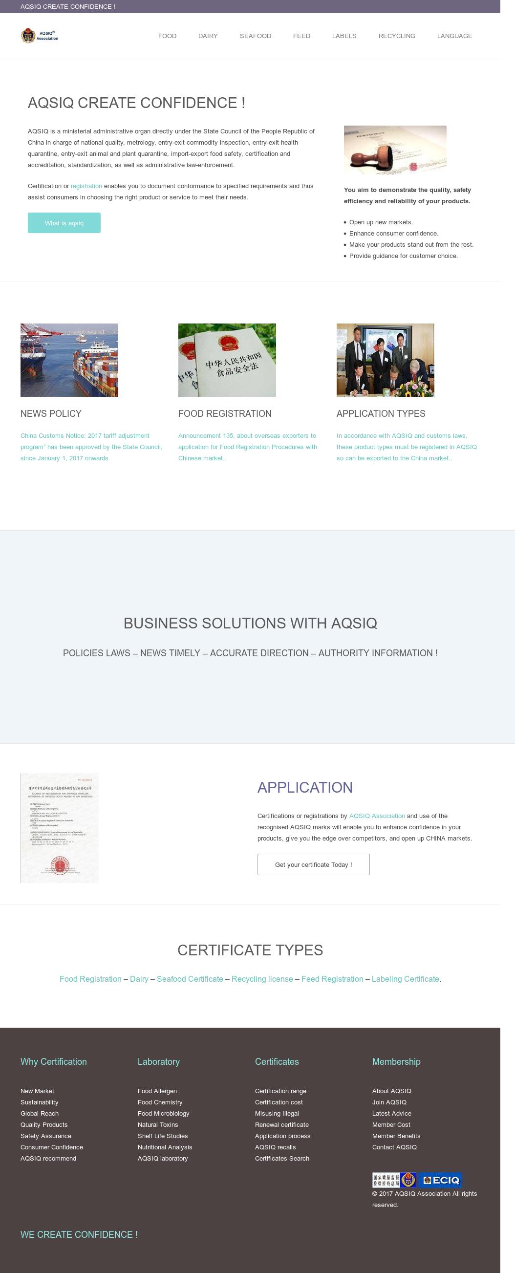 Aqsiq Association Competitors Revenue And Employees Owler Company