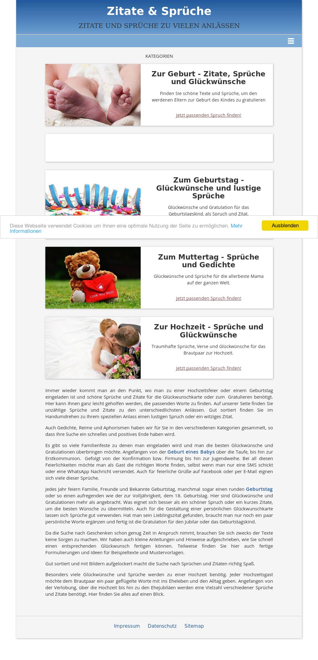 Zitate Und Sprueche Competitors Revenue And Employees