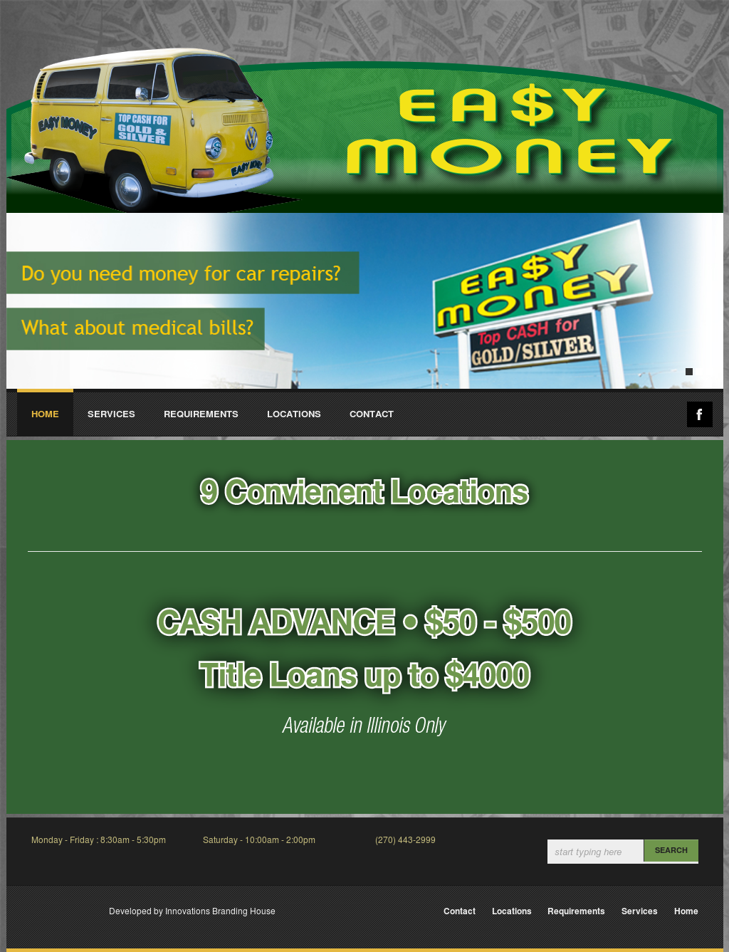 Easy Money Stores Competitors, Revenue and Employees - Owler
