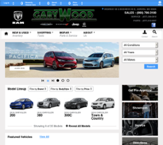 Gary Wood Chrysler Dodge Jeep Aurora Mo - Best Aurora Gallery 2018
