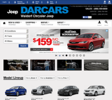 Darcars Chrysler Jeep Waldorf Compeors, Revenue and Employees ...