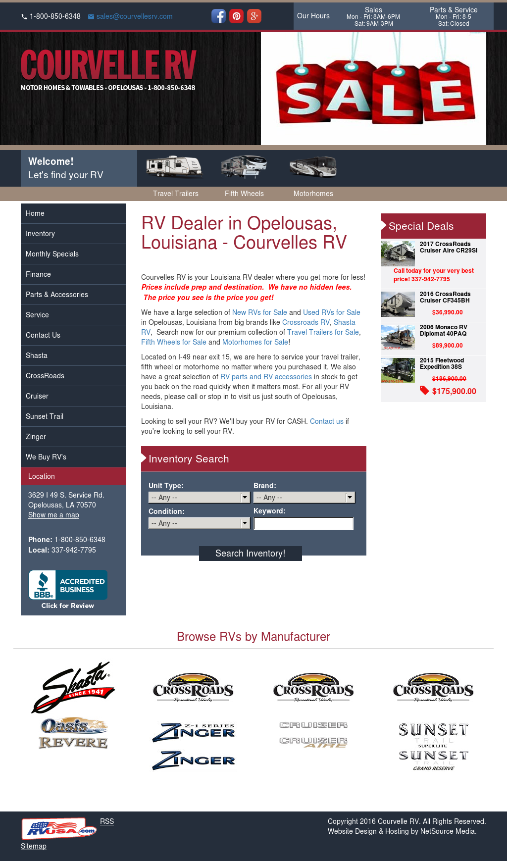 Courvelle Rv Competitors, Revenue and Employees - Owler