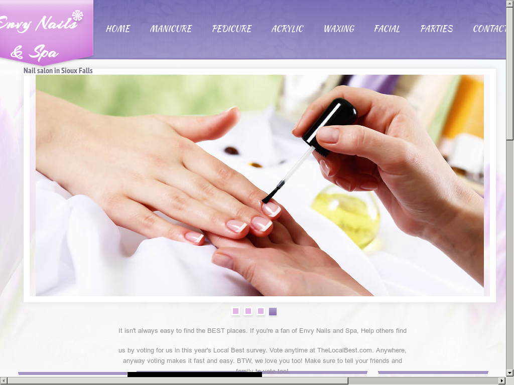 Envy Nails And Spa Competitors, Revenue and Employees - Owler ...