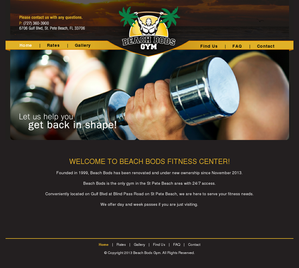 Beach Bods Fitness Center Compeors Revenue And Employees Owler Company Profile