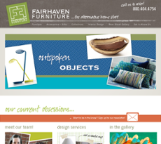 May 2017. Sep 2017. FairHaven Furniture Website History