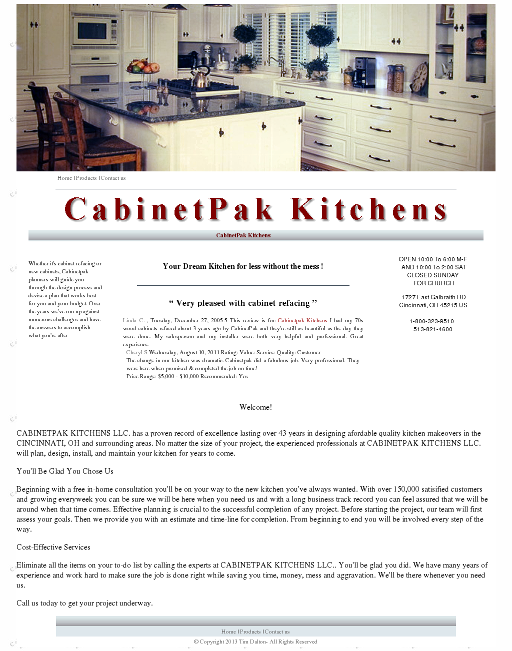 Merveilleux CABINETPAK KITCHENS Competitors, Revenue And Employees   Owler Company  Profile
