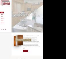 Superieur CABINETPAK KITCHENS Website History
