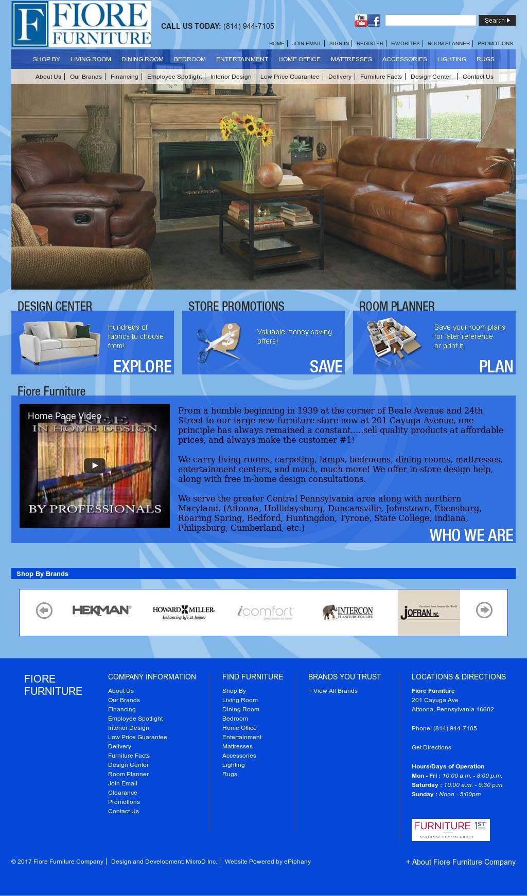 Fiore Furniture Company Competitors, Revenue and Employees ...