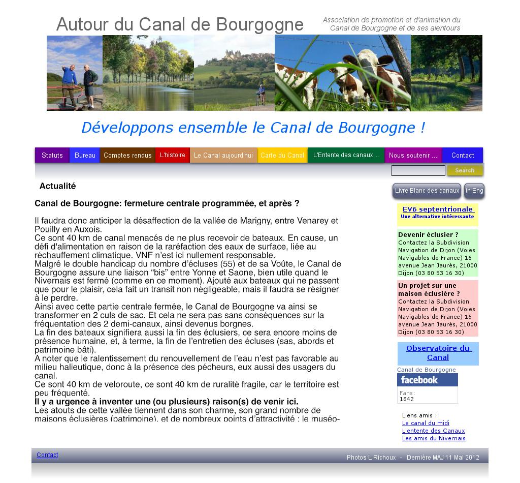 Canal De Bourgogne Carte.Canal De Bourgogne Competitors Revenue And Employees Owler