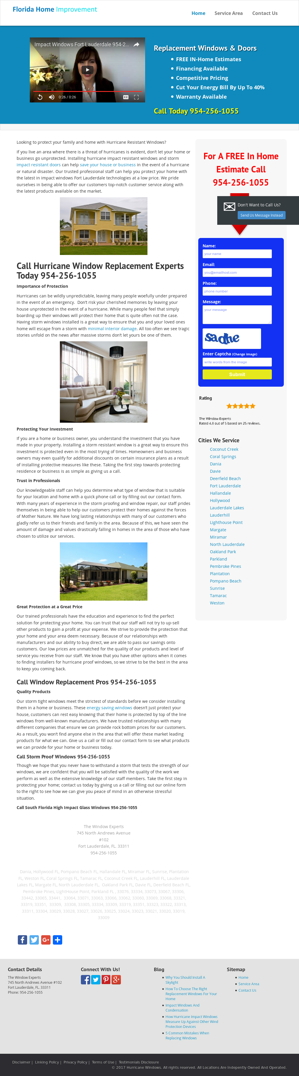 impact windows fort lauderdale broward county website history the window experts impact fort lauderdale professionals