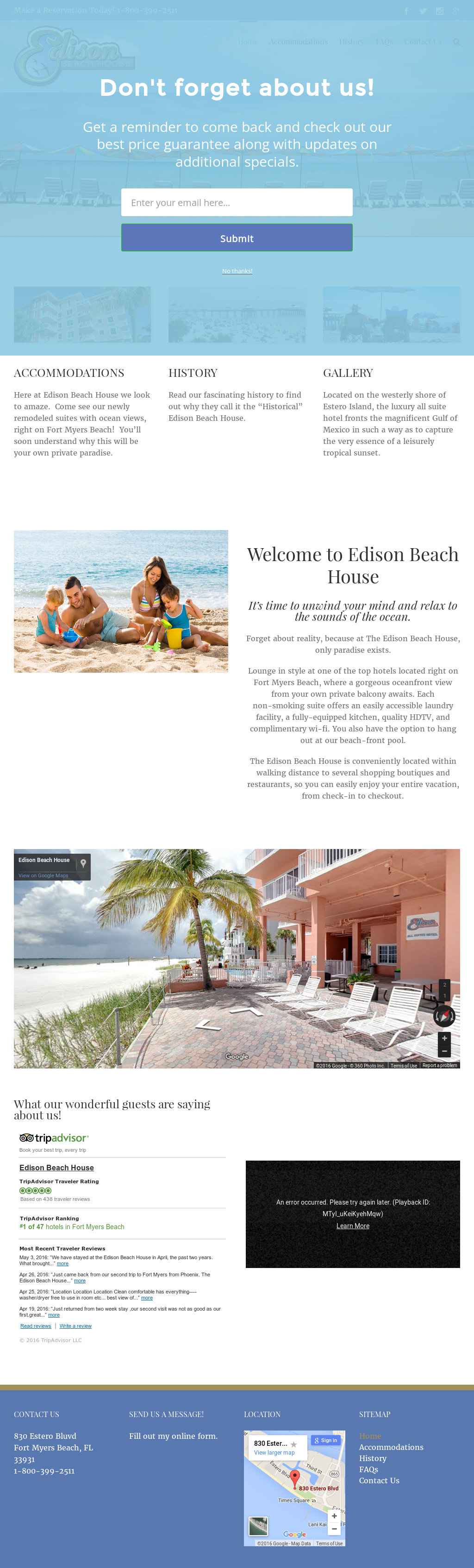 Edison Beach House Competitors Revenue And Employees Owler