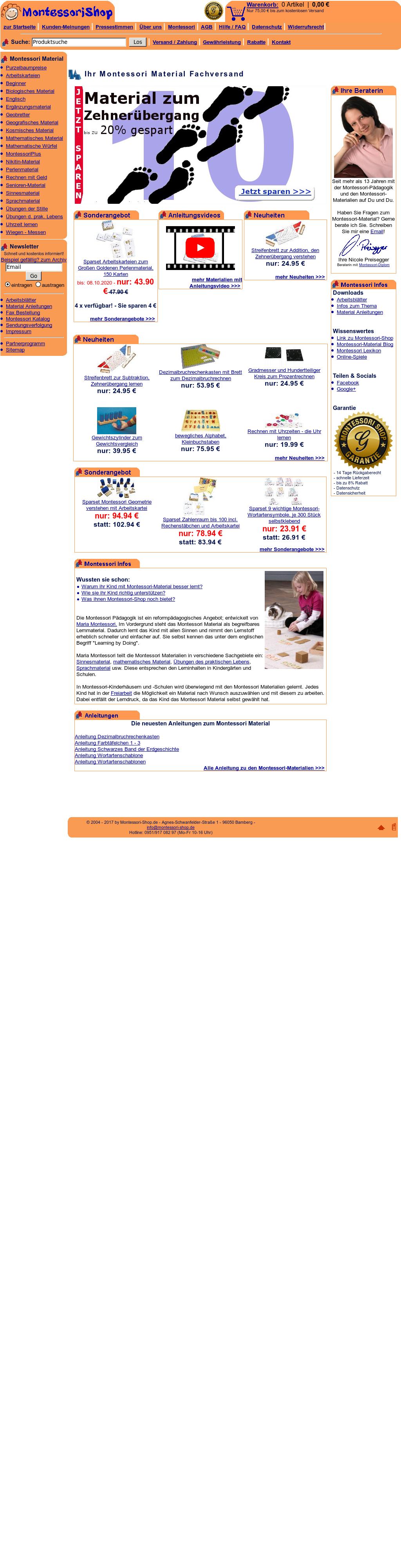 Montessorimaterialien Competitors, Revenue and Employees - Owler ...