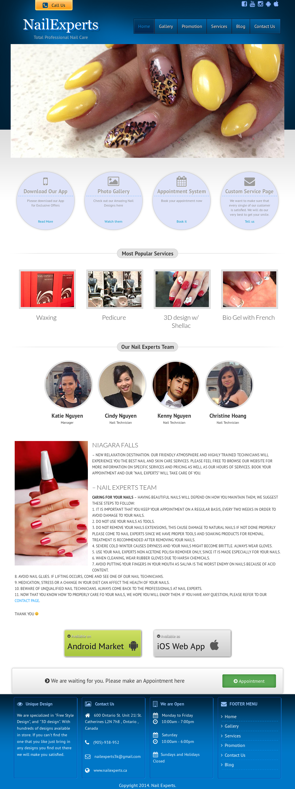 Nail Experts Competitors Revenue And Employees Owler Company Profile