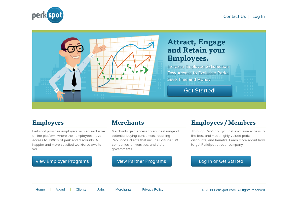 PerkSpot Competitors, Revenue and Employees - Owler Company