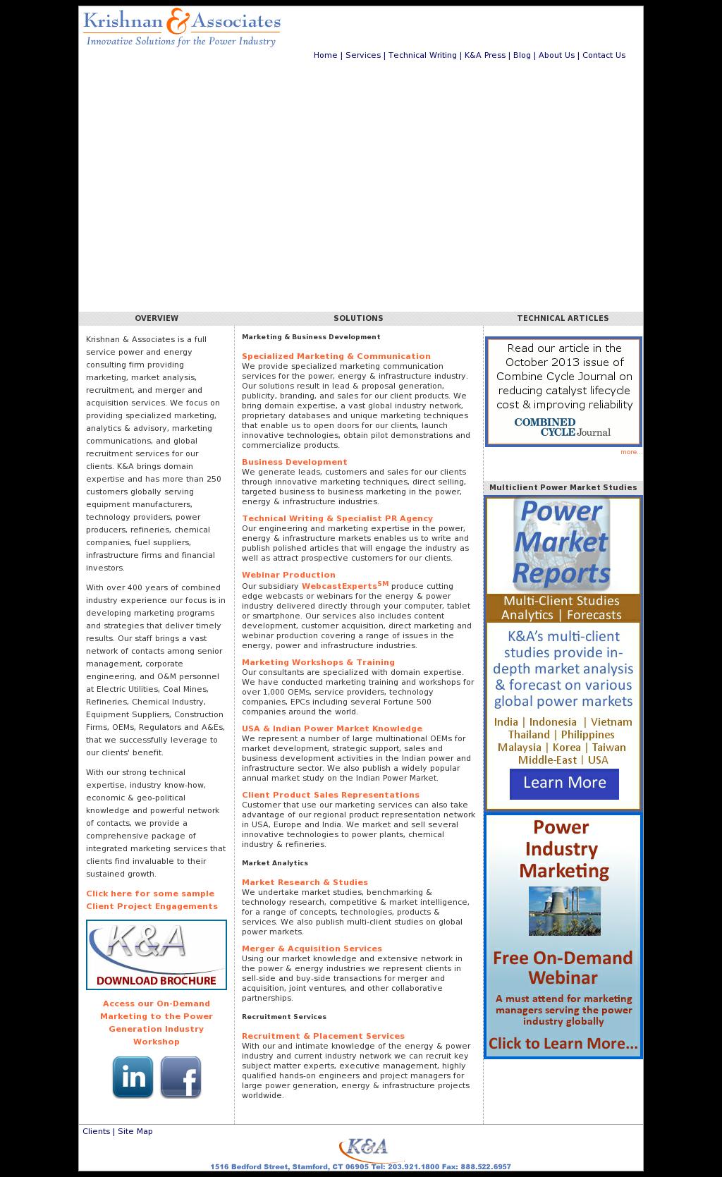 krishnan associates competitors revenue and employees owler company profile