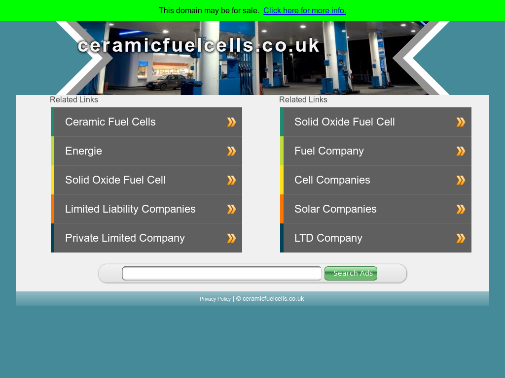 Ceramic Fuel Cells Competitors, Revenue and Employees - Owler