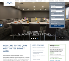 Quay West Suites Sydney Competitors Revenue And Employees Owler