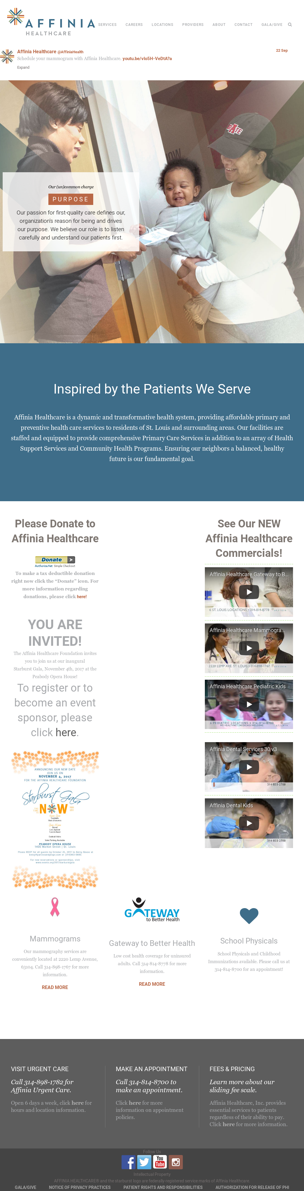 Affinia Healthcare Competitors Revenue And Employees Owler