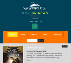 Salina Bookshelf Website History