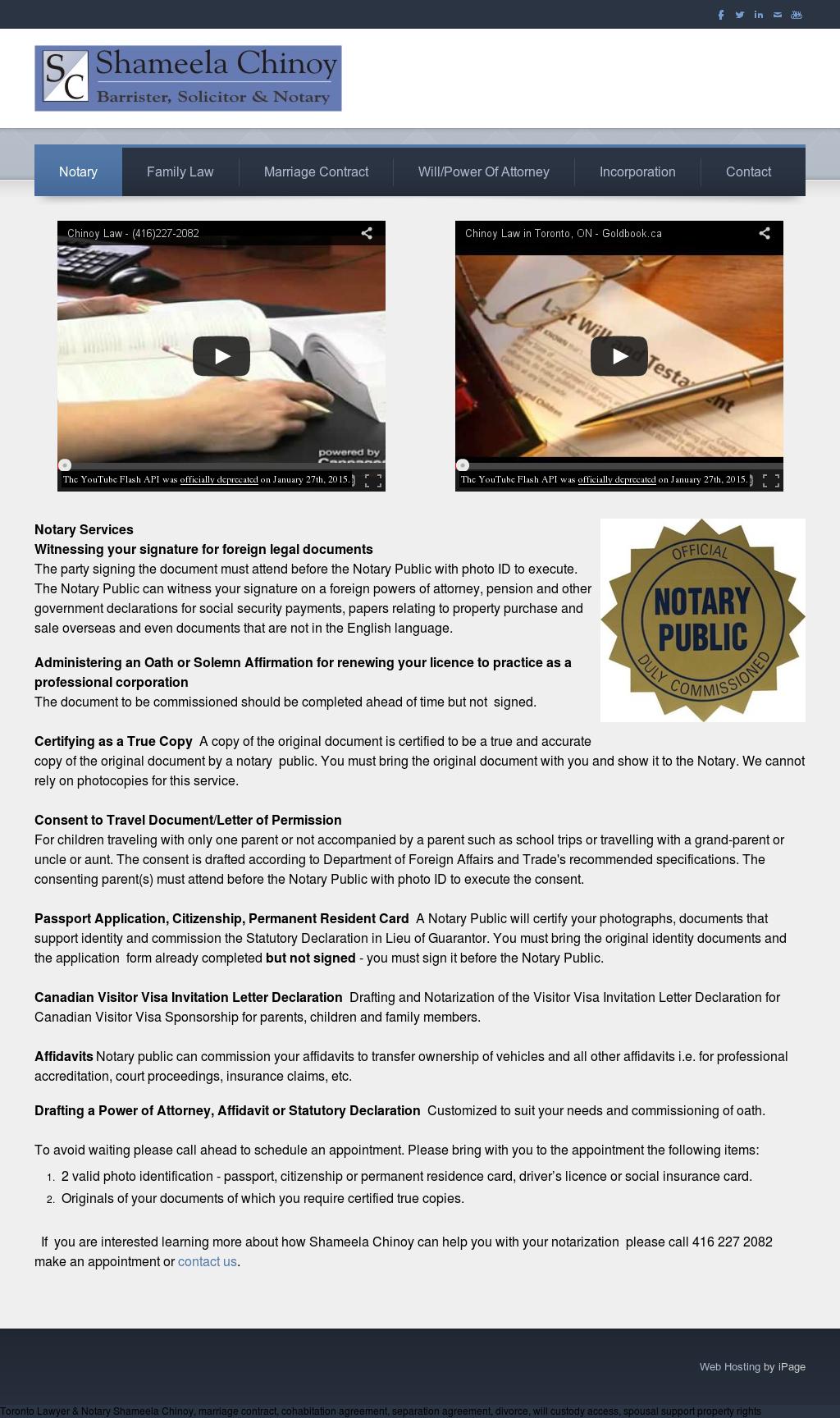 Torontonotary competitors revenue and employees owler company profile torontonotary website history stopboris Gallery