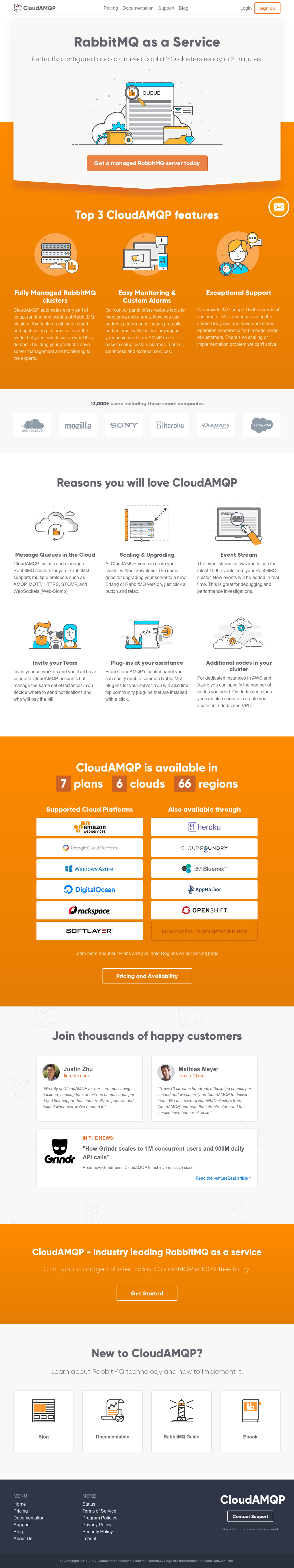 CloudAMQP Competitors, Revenue and Employees - Owler Company