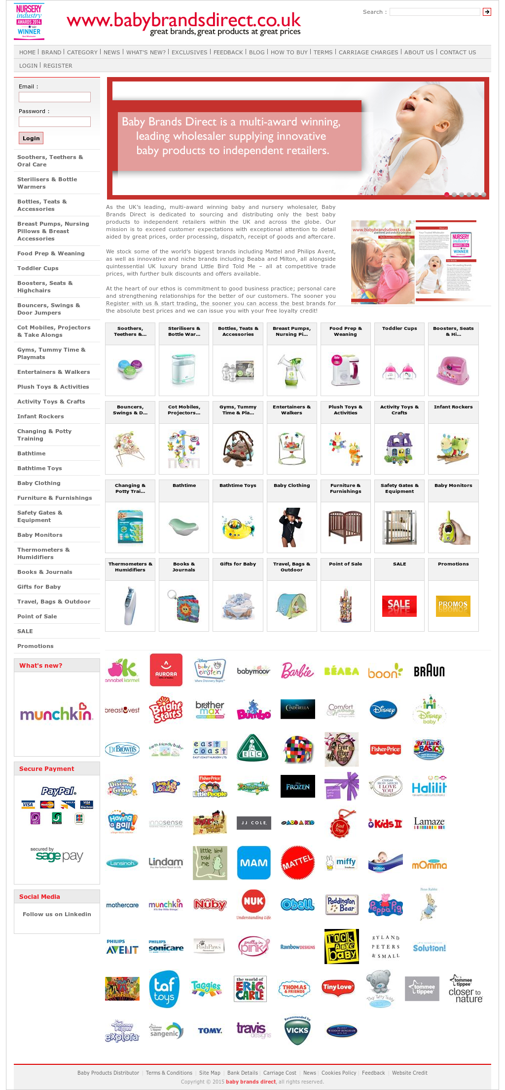 Baby Brands Direct Blog Tiny Love