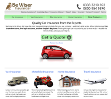 Be Wiser Car Insurance >> Be Wiser Insurance Competitors Revenue And Employees