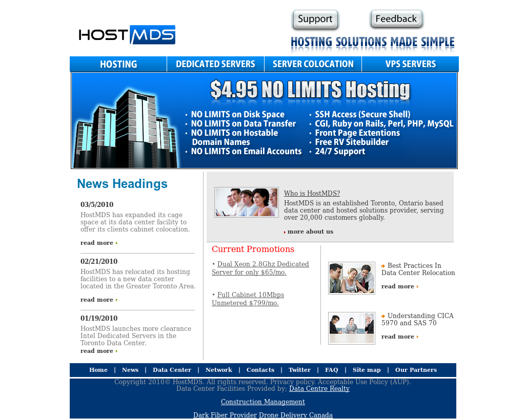 Hostmds Competitors, Revenue and Employees - Owler Company