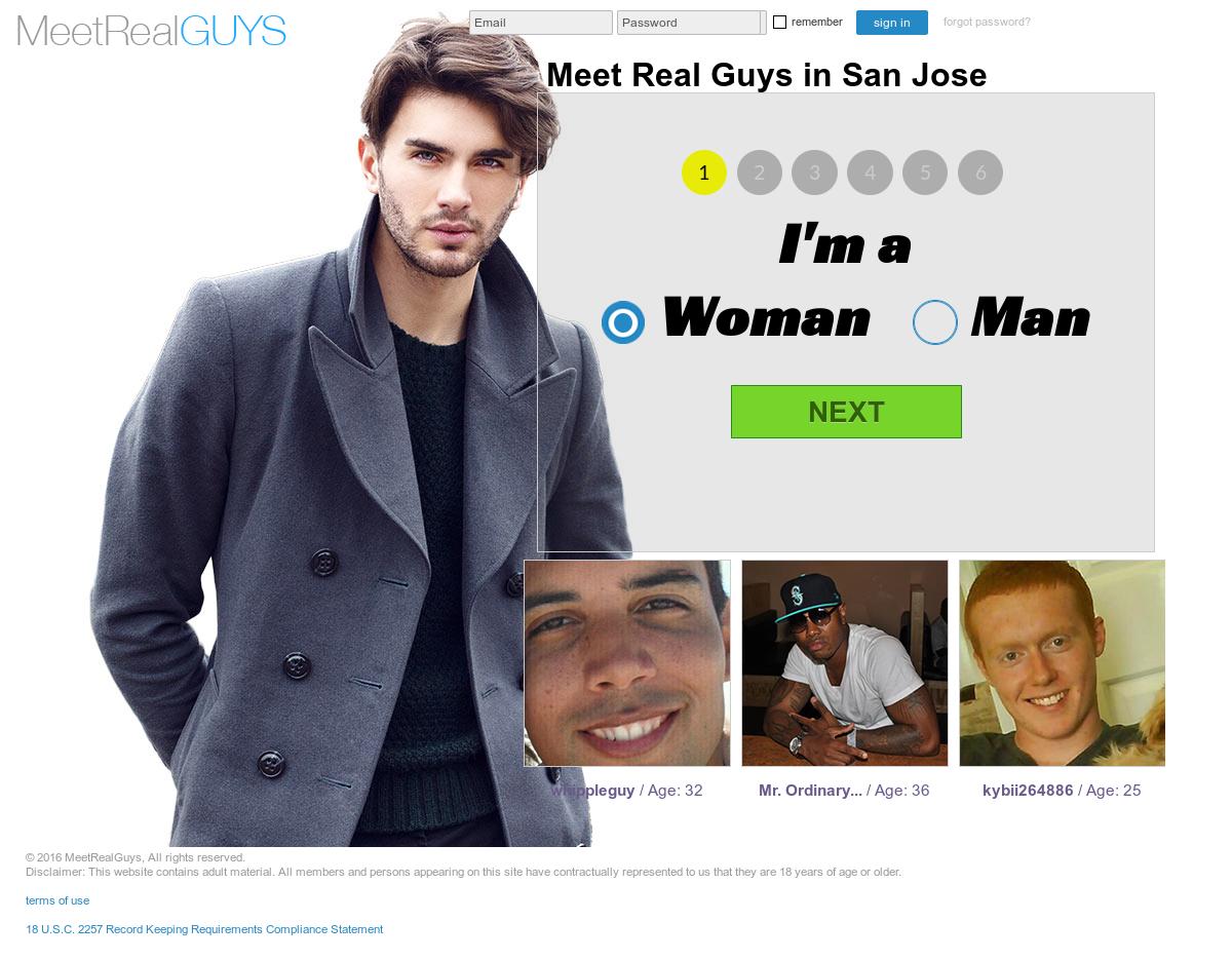 Meetrealguys com free