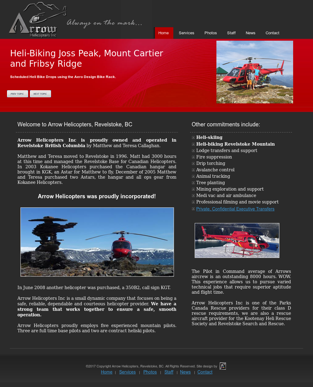 Arrow Helicopters Competitors, Revenue and Employees - Owler
