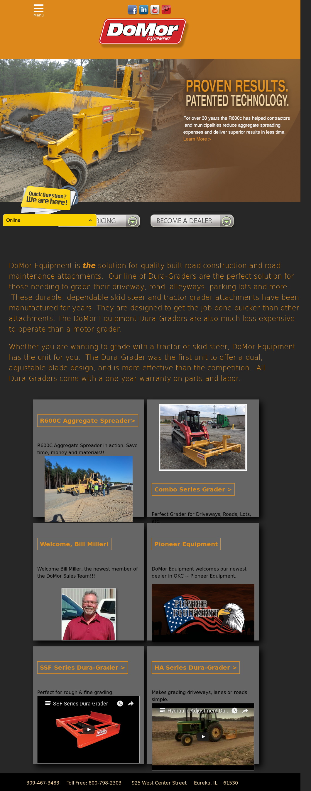 DoMor Equipment Competitors, Revenue and Employees - Owler