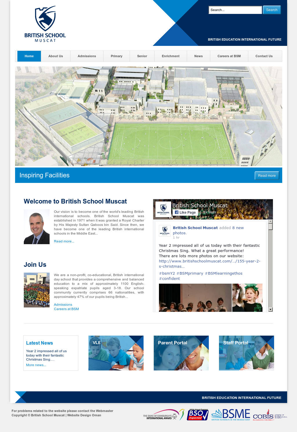 The British School - Muscat Competitors, Revenue and Employees