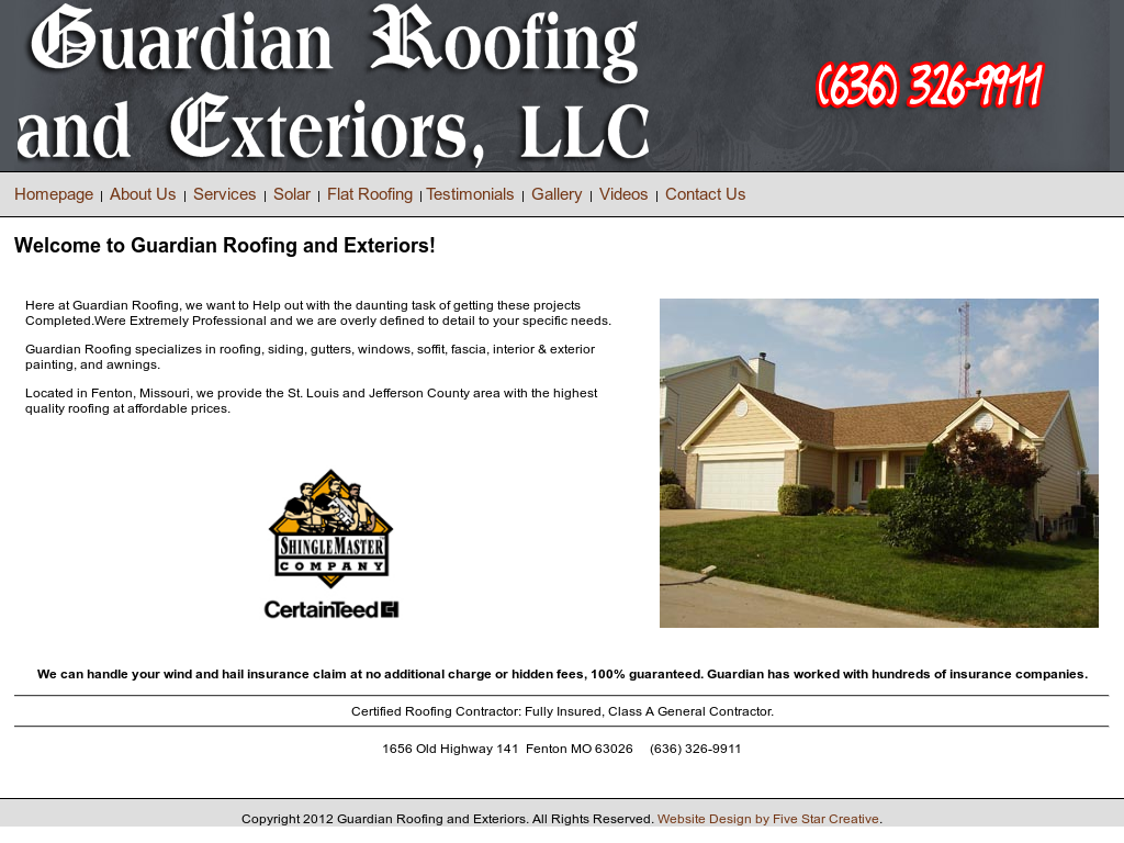 Guardian Roofing And Exteriors Competitors, Revenue and ...