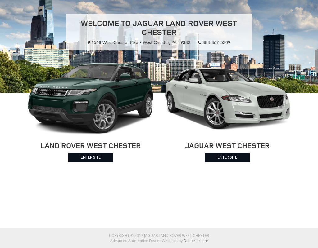 Beautiful Jaguar Land Rover Of West Chester Website History