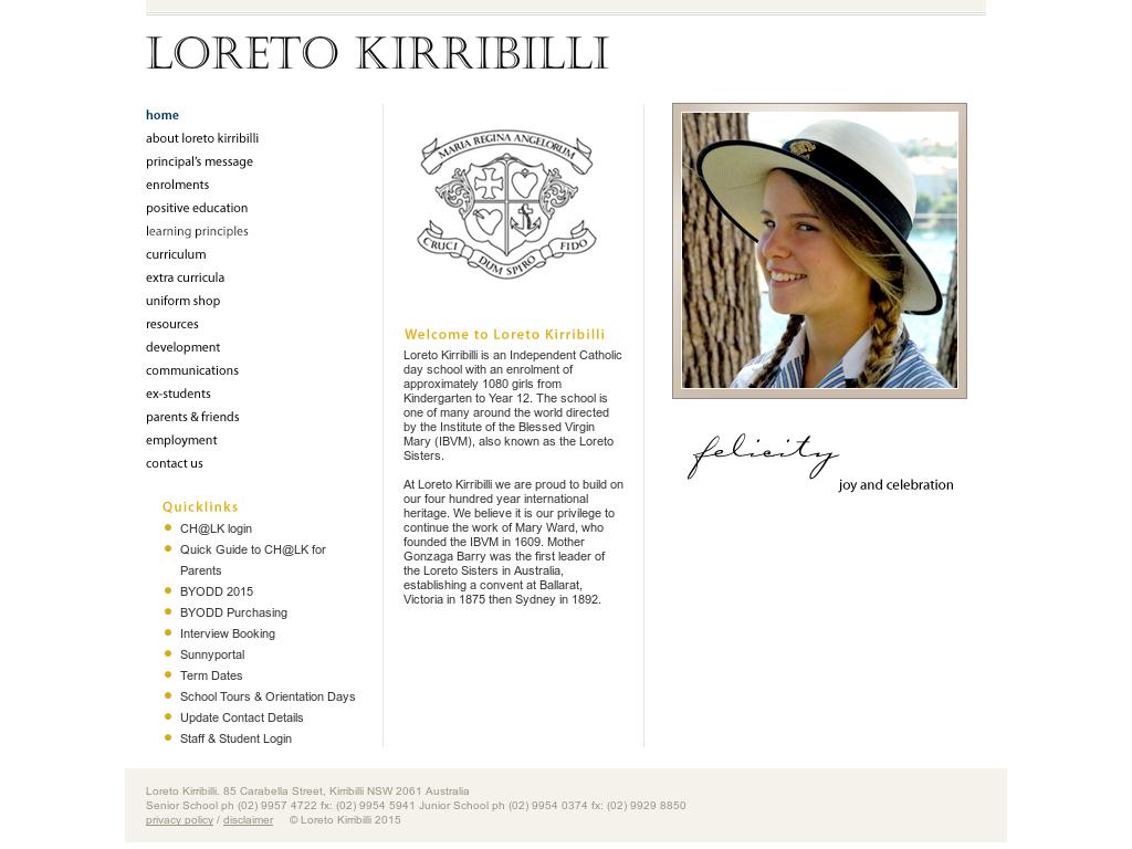 Loreto Kirribilli Competitors, Revenue and Employees - Owler Company