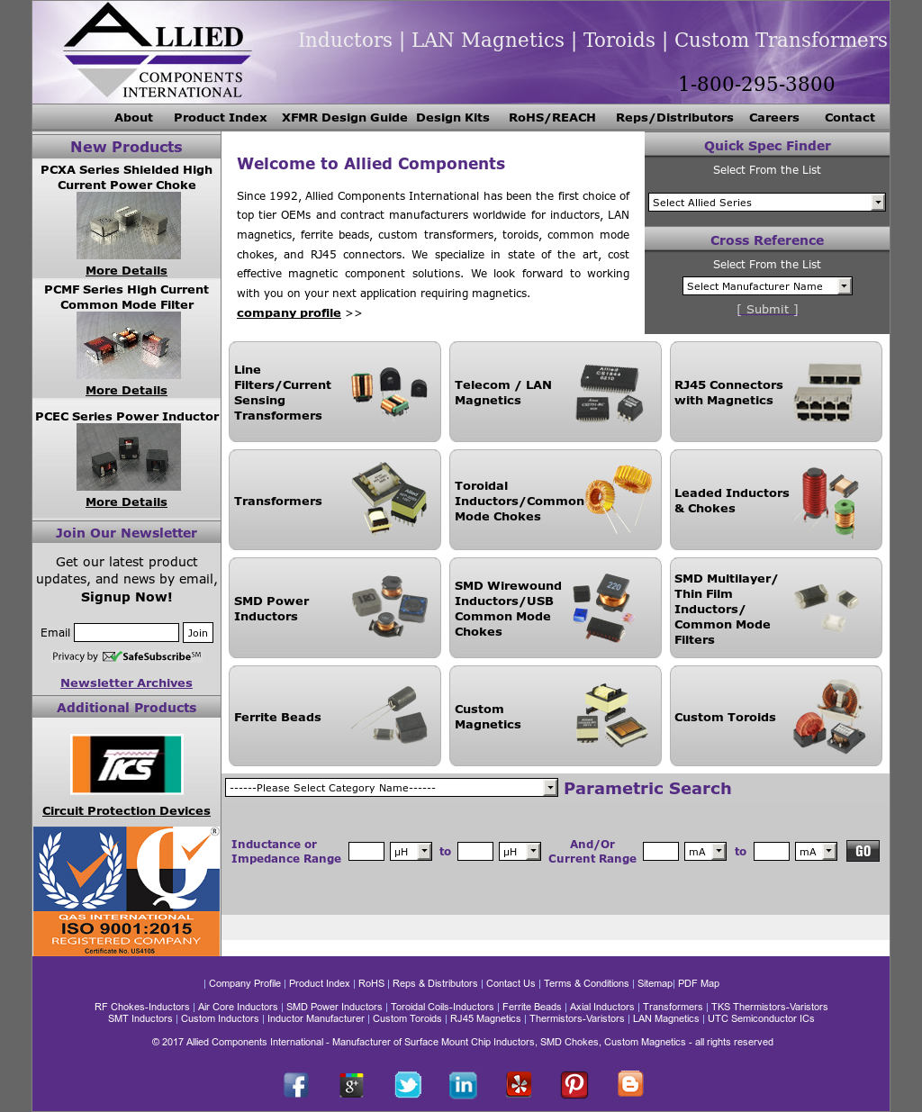 Allied Components International Competitors, Revenue and