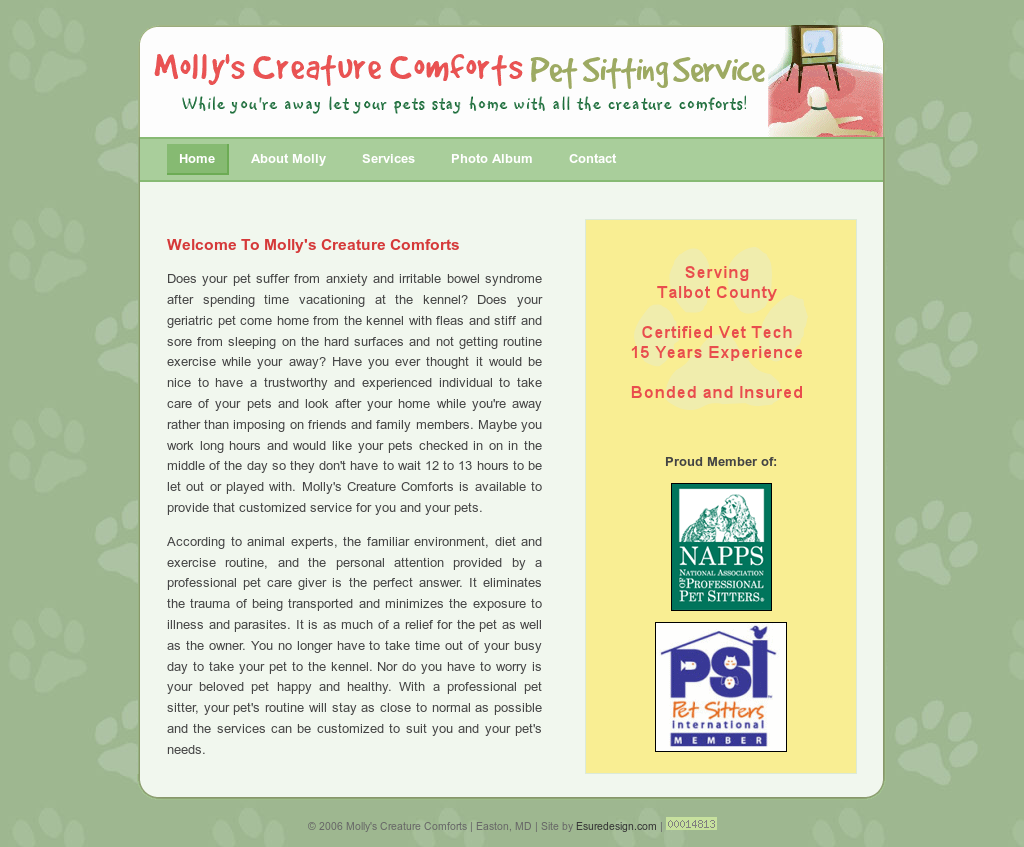 Mollys Creature Comforts Competitors Revenue And Employees Owler