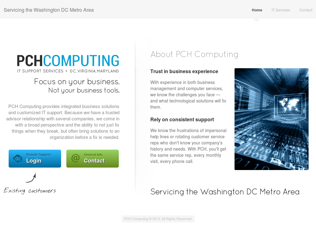 Pch Computing Competitors, Revenue and Employees - Owler