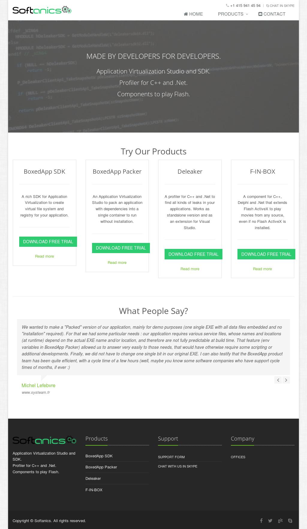 Softanics Competitors, Revenue and Employees - Owler Company