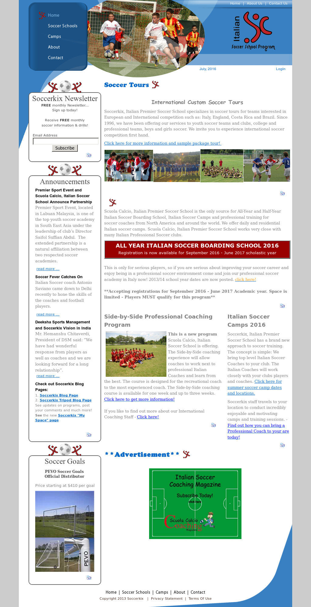 Soccerkix Competitors, Revenue and Employees - Owler Company Profile
