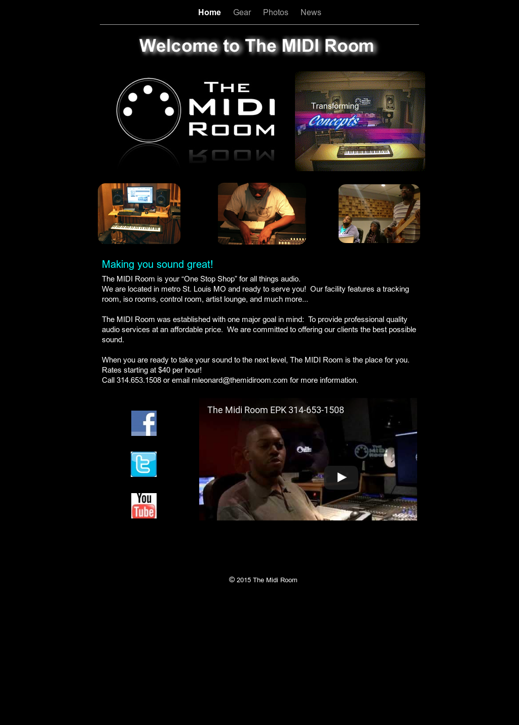 The Midi Room Competitors, Revenue and Employees - Owler