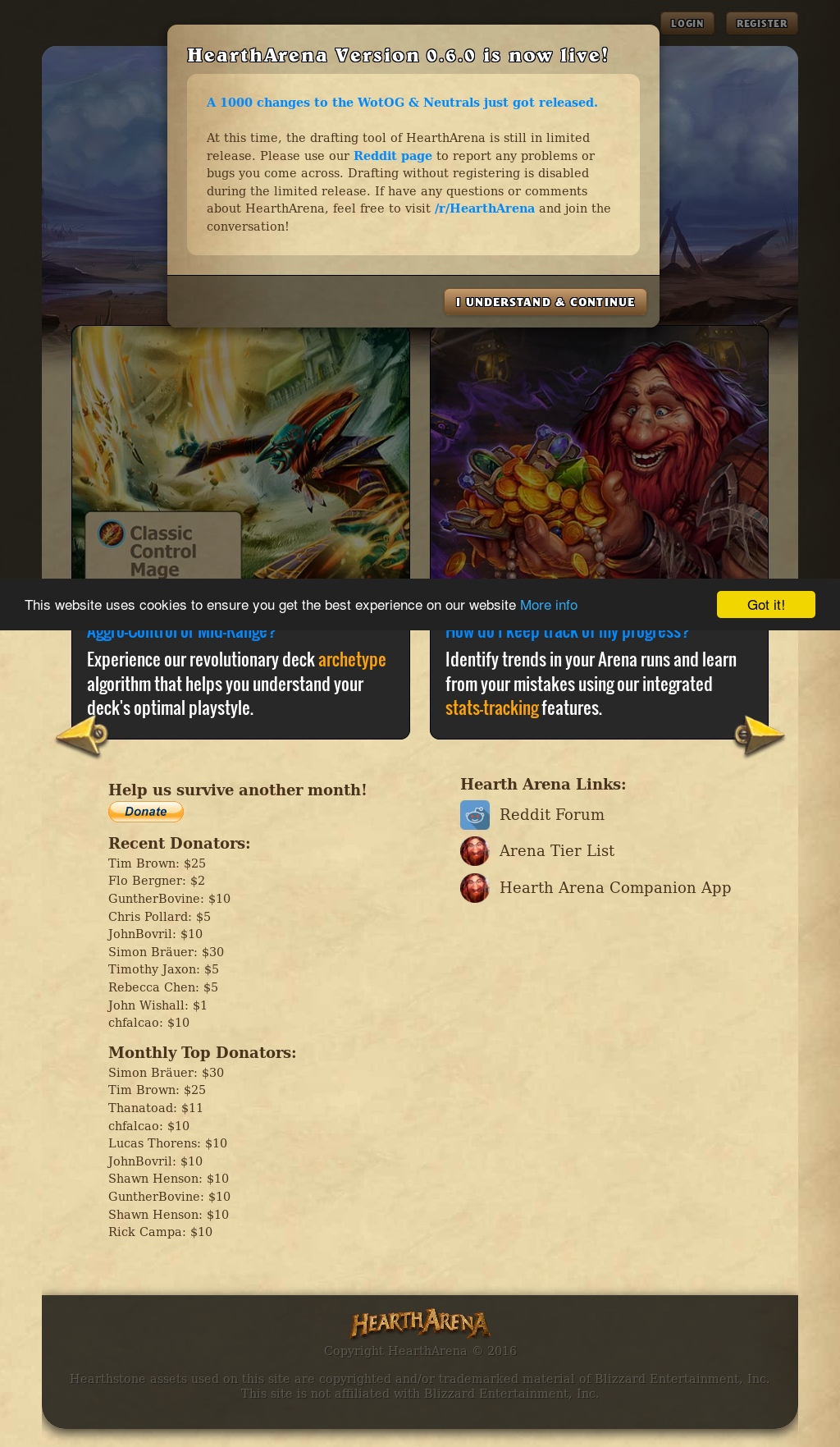 Heartharena Competitors, Revenue and Employees - Owler