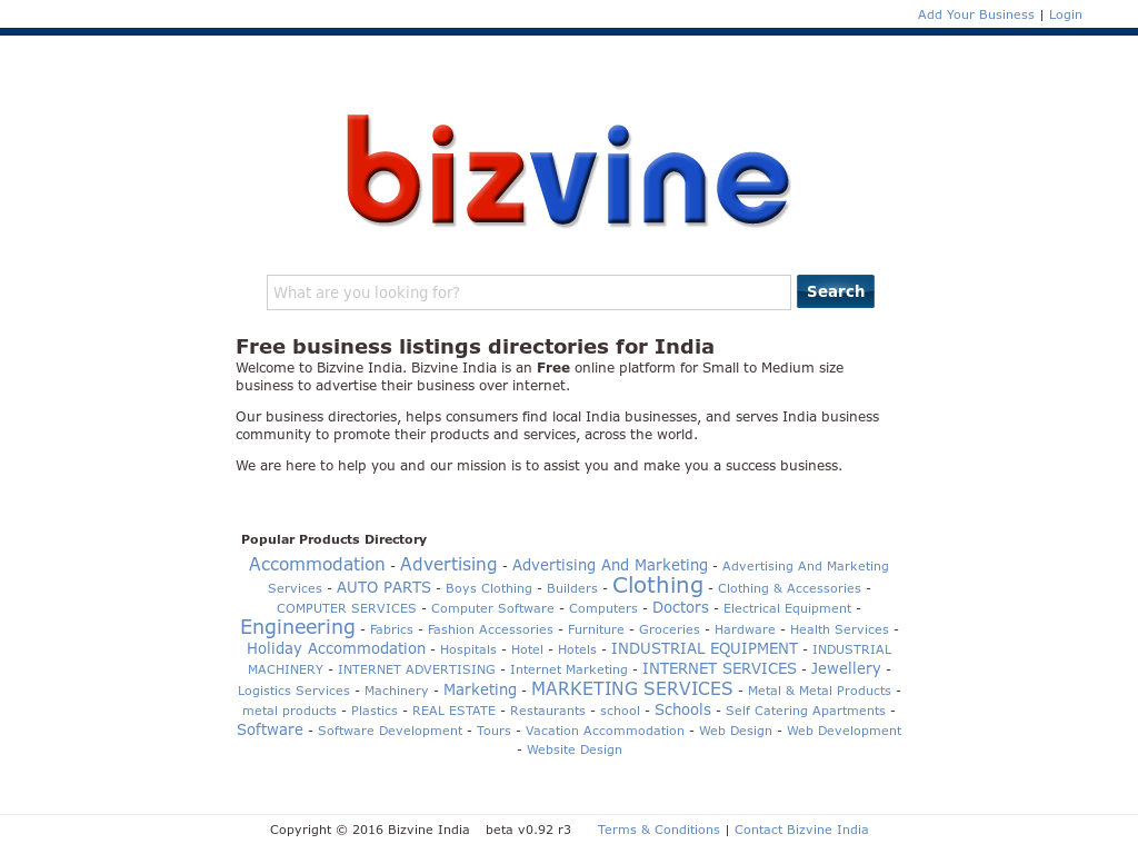 Bizvine India Competitors, Revenue and Employees - Owler Company Profile