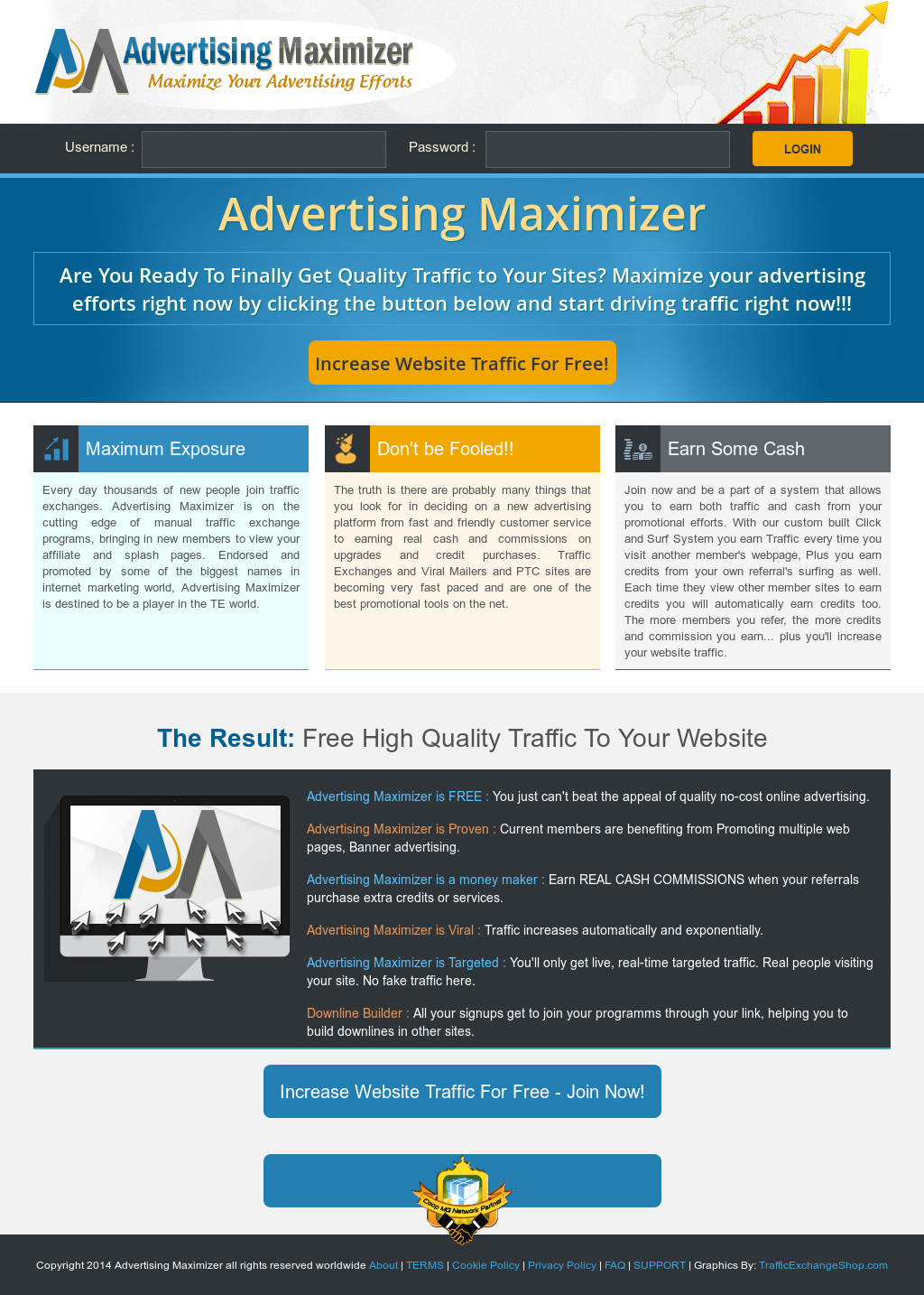 Advertising Maximizer Competitors, Revenue and Employees - Owler