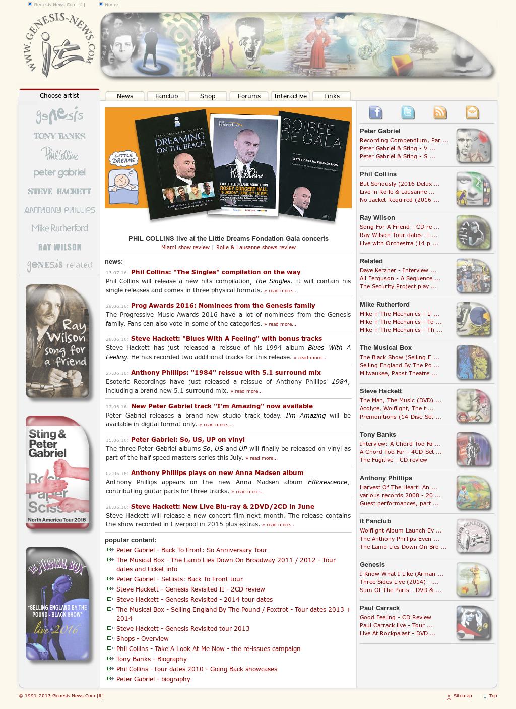 Genesis News Com Competitors, Revenue and Employees - Owler