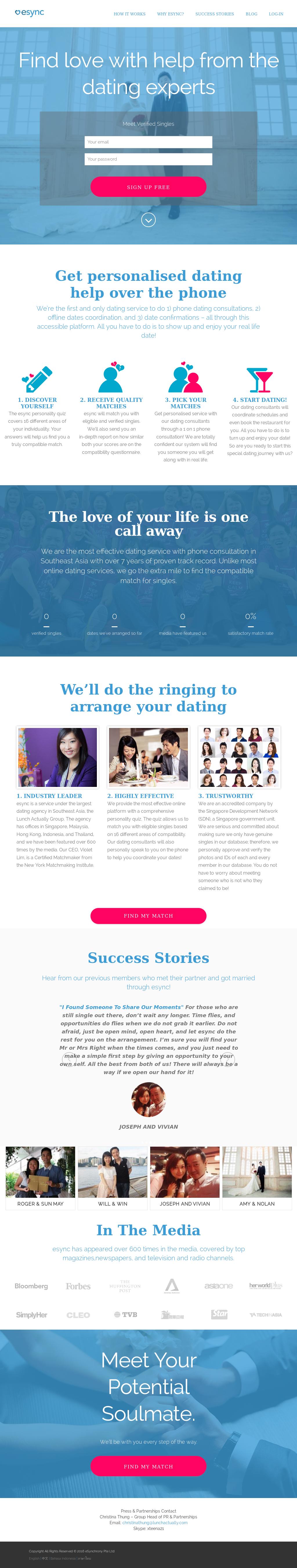 Asian dating agency malaysia